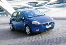 fiat grande punto 1.3 multijet 75ps - technical data & performance