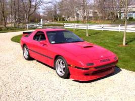 mazda rx7 turbo ii 180ch performances 1001moteurs. Black Bedroom Furniture Sets. Home Design Ideas