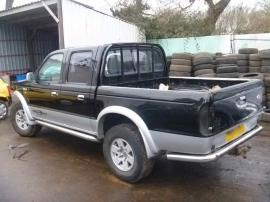ford ranger 2 5 td double cab xlt 109ch performances 1001moteurs. Black Bedroom Furniture Sets. Home Design Ideas