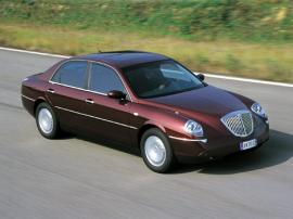 lancia thesis 2.0 20v turbo soft executive