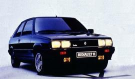 renault 11 turbo 115ch performances 1001moteurs. Black Bedroom Furniture Sets. Home Design Ideas