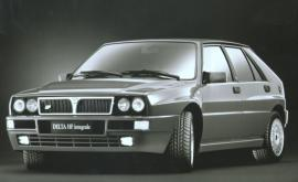 Lancia Delta HF i.e Turbo 140PS - Technical data & Performance ...