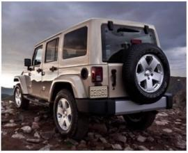 Jeep Wrangler Unlimited 70th Anniversary