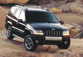 Jeep Grand Cherokee Freedom