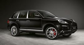 Porsche Cayenne Turbo 500ps Technical Data Performance 1001moteurs
