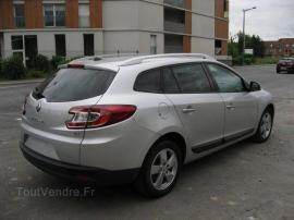renault megane iii estate 1 5 dci 110ch performances 1001moteurs. Black Bedroom Furniture Sets. Home Design Ideas