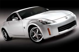 Nissan 350Z Coupe Touring