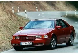 Cadillac Seville Sts 300ps Technical Data Performance 1001moteurs