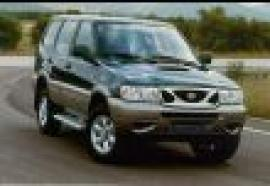 nissan terrano ii automatic 119ch performances 1001moteurs. Black Bedroom Furniture Sets. Home Design Ideas