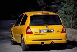 renault clio ii rs 172ch performances 1001moteurs. Black Bedroom Furniture Sets. Home Design Ideas