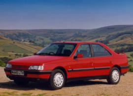 Peugeot 405 1.9 Station Wagon GRD