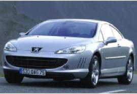 Peugeot 407 2.2 Coupe V6 Automatic