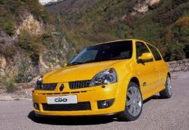 Renault Clio 3 0 V6 Sport 254ps Technical Data Performance