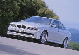 Alpina D10 Biturbo Switch-Tronic