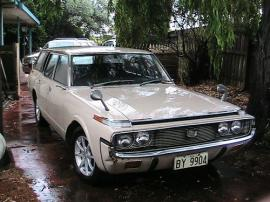 toyota crown 1970 station wagon