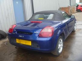 Toyota MR2 1.8 Roadster