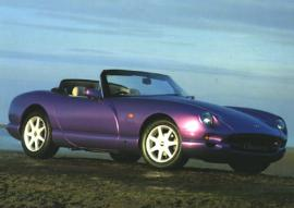 Tvr Speed 12 Standard