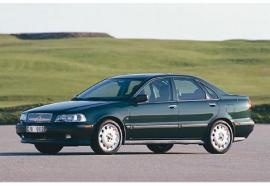 Volvo S40 T4 200PS - Technical data & Performance ...