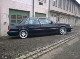 lancia thema 16v turbo 185ch performances 1001moteurs. Black Bedroom Furniture Sets. Home Design Ideas