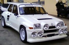 renault 5 maxi turbo 350ch performances 1001moteurs. Black Bedroom Furniture Sets. Home Design Ideas