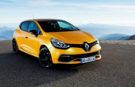 Renault Clio Iv Rs Edc 200ps Technical Data Performance