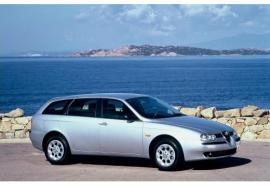 alfa romeo 156 2 5 v6 24v sportwagon 193ch performances. Black Bedroom Furniture Sets. Home Design Ideas