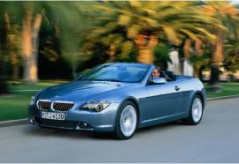 BMW 630 i Cabriolet Automatic