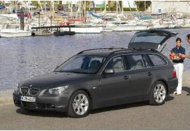 BMW 530 d Touring Automatic