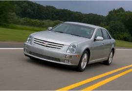 Cadillac Seville Sts 4 6 V8 305ps Technical Data Performance