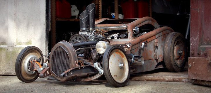les rat rod la derni re tendance custom 1001moteurs. Black Bedroom Furniture Sets. Home Design Ideas