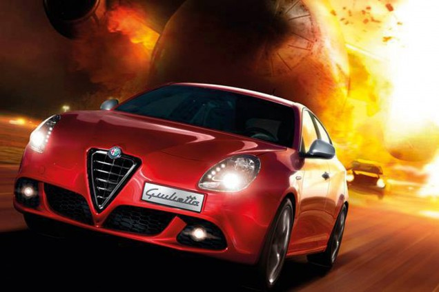 Alfa Giulietta fast and furious 6