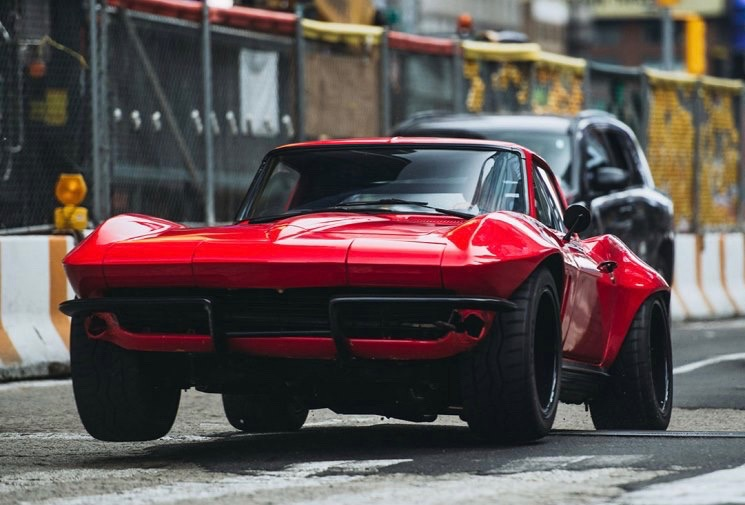 Furious 8 Chevrolet Corvette C2 1966
