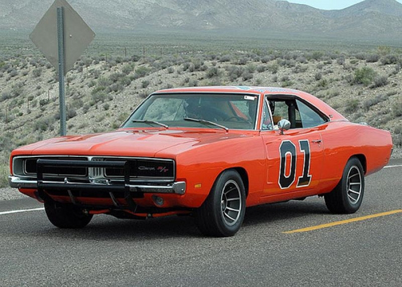 Les MUSCLES CAR Dodge-Charger-1969