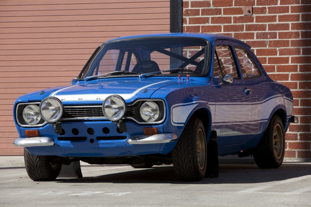Ford Escort Mark 1 RS 1600 790kg fast and furious 6