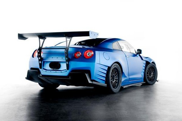 Nissan GT-R SP Engineering 930ch fast and furious 6