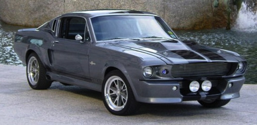 Les MUSCLES CAR Shelby-GT-500-428ci