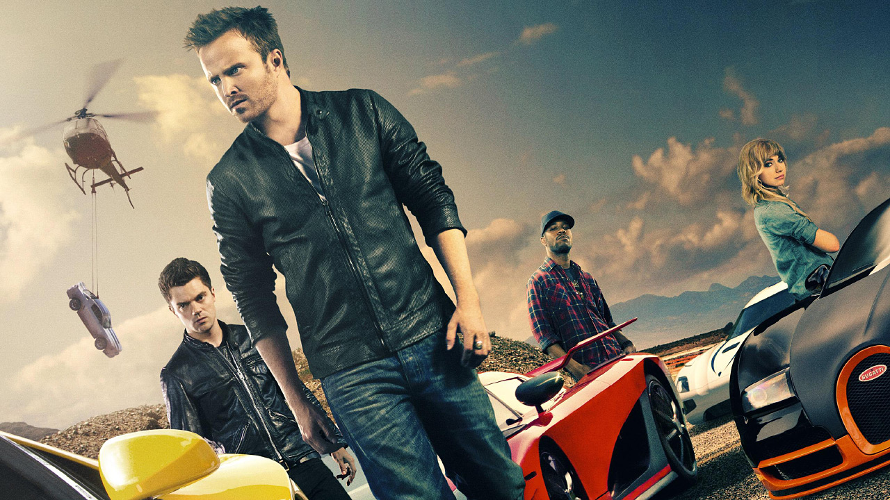 Plein les yeux avec Need For Speed le film! (bande annonce incluse)